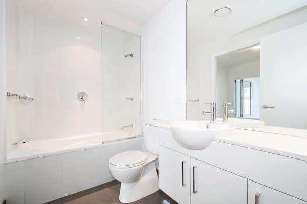 modern bathroom installation & repairs