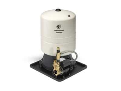 Boosters for low water pressure