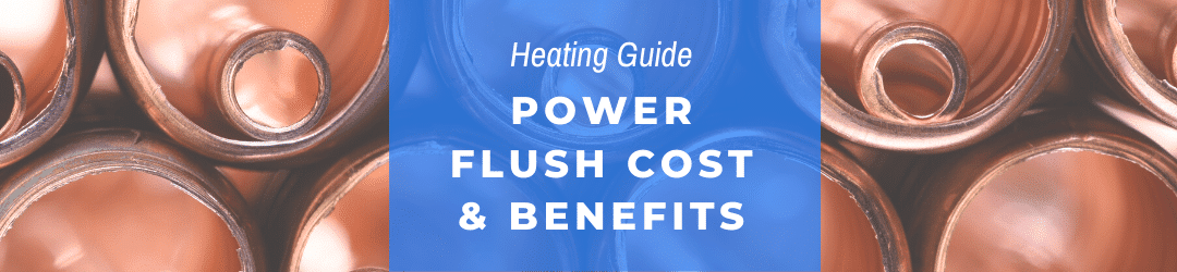 power flush cost and benefits