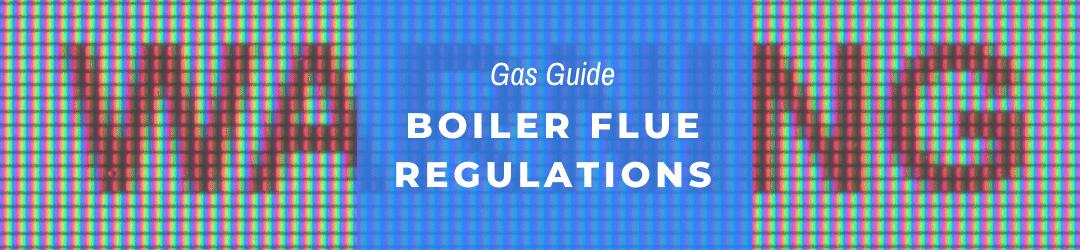 boiler flue regulations image