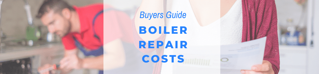 boiler repair costs - how much should I be paying image