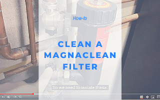 How to Clean a MagnaClean Filter – video