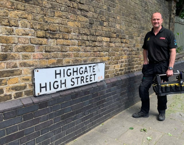 plumber highgate