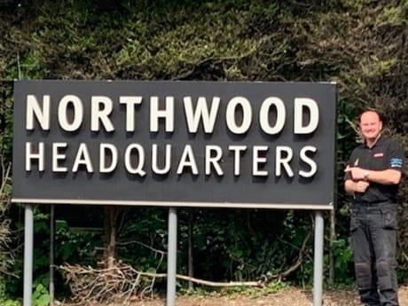 emergency plumber in northwood
